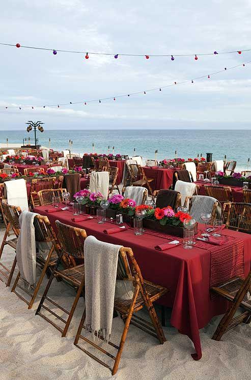 Expensive Beach Weddings
