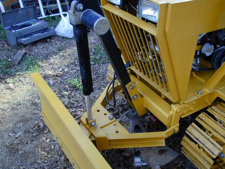17 Best Images About Mini Dozer On Pinterest Gardens