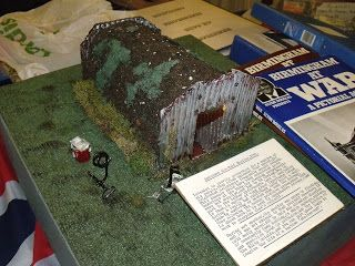 model anderson shelter - Google Search