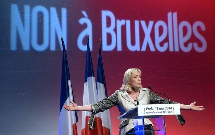 Le Front national escroque-t-il 7,5 millions d'euros à l'Europe ? | Le Ficanas