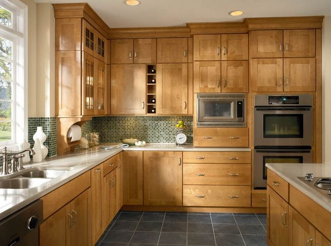 Kitchen Maid Cabinets From Kraftmaid   Http://www.interiordesigne.com/ Part 84