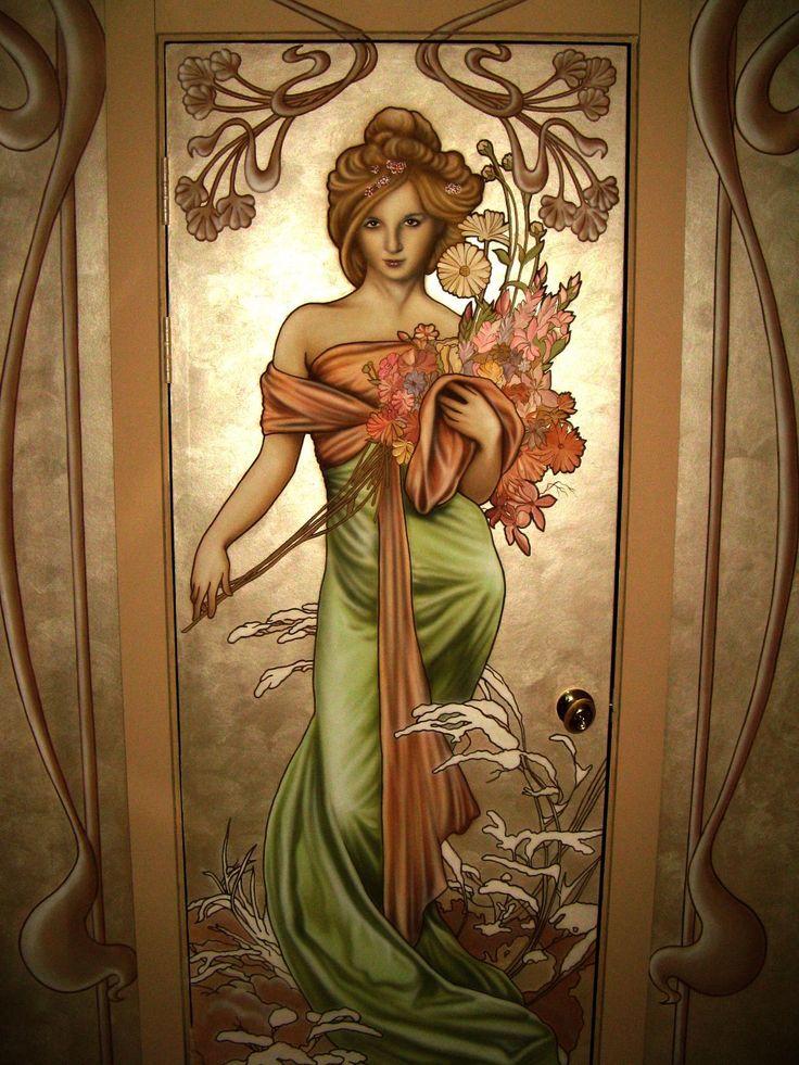 OK.RU. - {Beautiful Door Art}