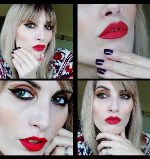 MichelaIsMyName: Christmas's Day Makeup Look [Pictures]