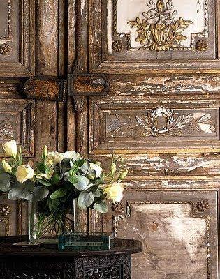 Old Door - Photo by John Minshaw