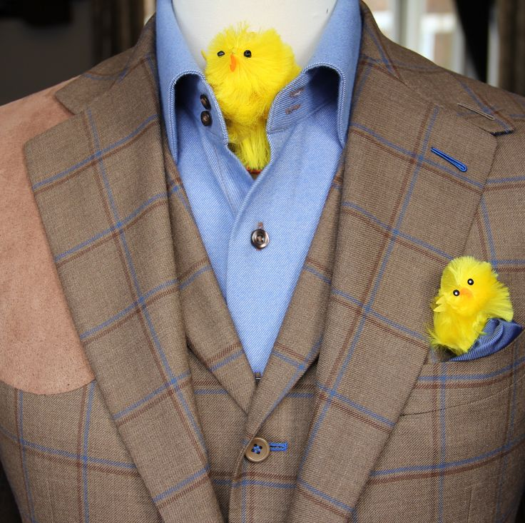 Do you have a special event planned this Easter? There's only 6 weeks to make sure you look EGGcellent! Get in touch today & make an appointment with one of our expert clothiers.  #easter #event #holiday #you #shirt #tailors #tailoring #suit #besooke #chick #sharp #wedding #egg #sharp #march #professional #luxury #fun #fashion #bespoke #brand #alderleyedge #england #uk #texas #london #manchester #houston #professional #cute