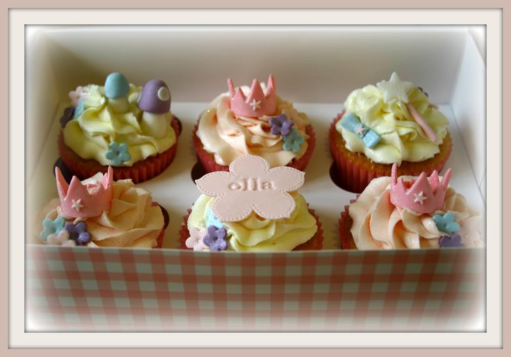 fairy cupcakes - Bing images
