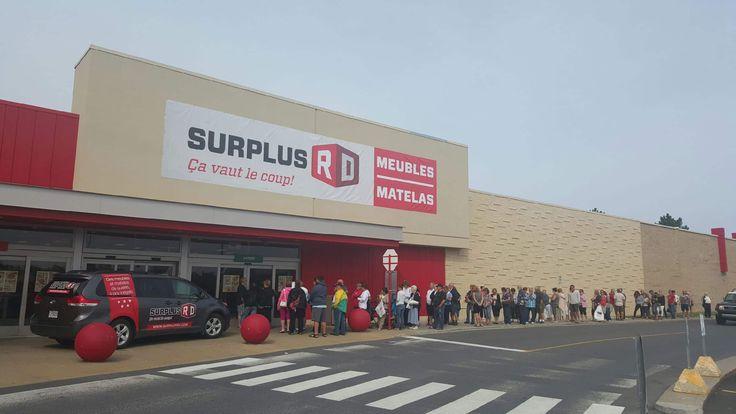 Gagnez un certificat-cadeau de 1500$ à dépenser chez Surplus RD !