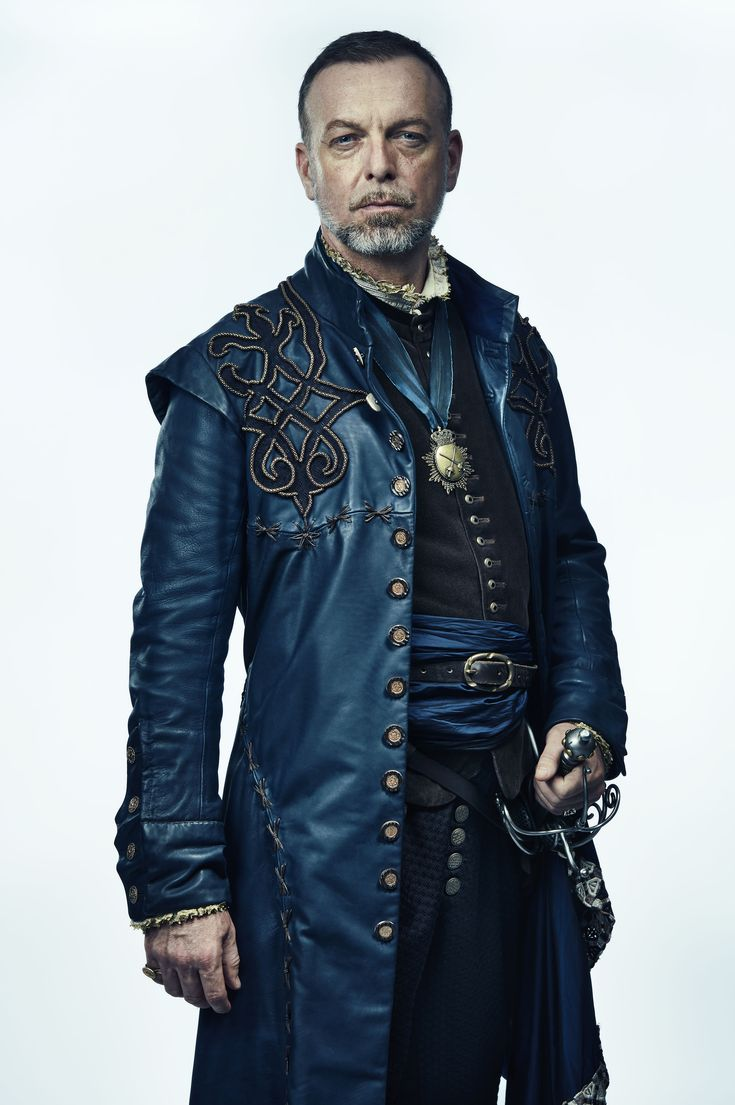 The Musketeers - Series III - Minister Treville