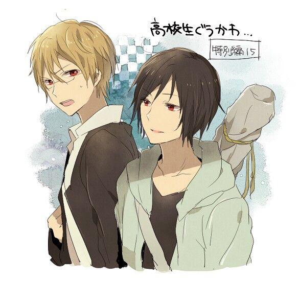 The best Natsume Yuujinchou ship if anyone thinks otherwise fite me