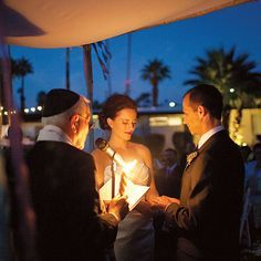 Brides: We're Having a Jewish Wedding Ceremony. What's the Processional Order?