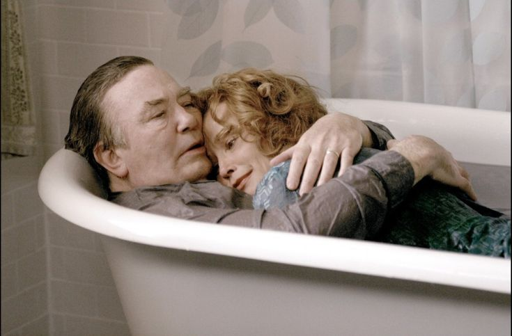 """""""I don't think I'll ever dry out…""""  Albert Finney and Jessica Lange - Big Fish (2003)"""