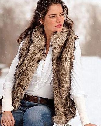 Something about fur...