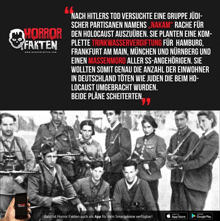 Nakam Nazijäger - Die Antwort auf den Holocaust