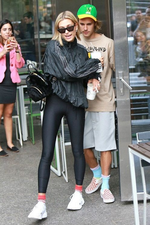 Hailey Baldwin Style With Justin Bieber August 13 2018