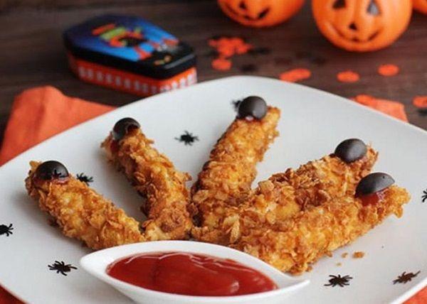 5 escalofriantes recetas para tu fiesta de Halloween  Si planeas organizar una fiesta terrorífica para tu hijo y sus amigos este 31 de octubre, no te puedes olvi ..  https://www.piccolafesta.com/5-escalofriantes-recetas-para-halloween/