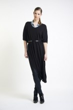 Lana Wrap Black. You can wear it in ten different ways, over anything from skinny jeans and leather jacket to a LBD. Now in stock http://www.lforlazarus.com