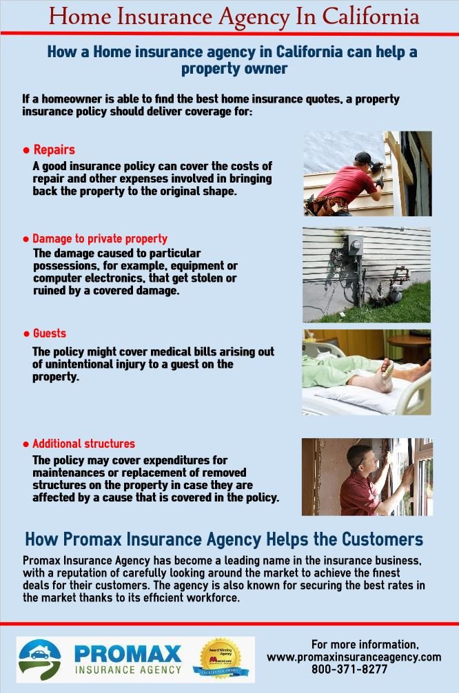 Independent insurance agents in California usually