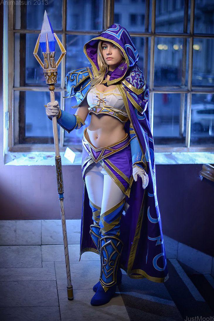Jaina PROUDMOORE - Warcraft 3