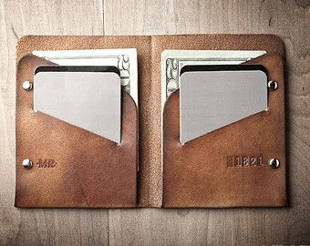 Men's Gift Wallet Package 15 Men's Wallet Men's Gift par MrLentz