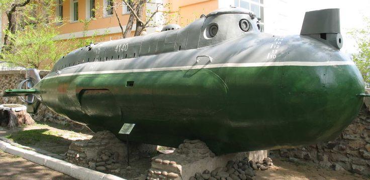 Covert Naval Blog: Russian (/Soviet) SF underwater craft