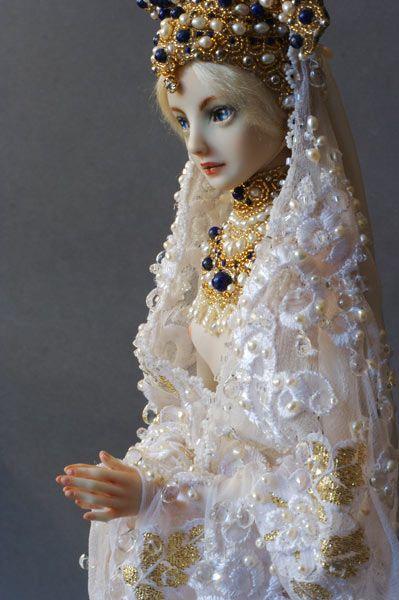 Princess Swan by Marina Bychkova