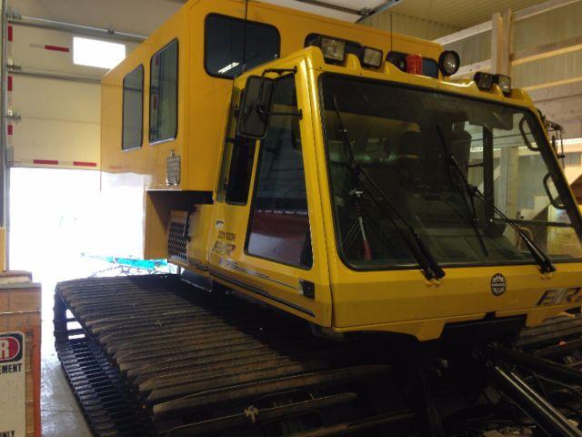 SnowCat BR 275 2004   équipement lourd   Gaspésie   Kijiji