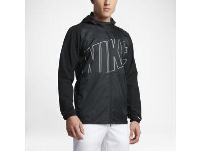 Nike Printed Packable Hooded Men's Golf Jacket
