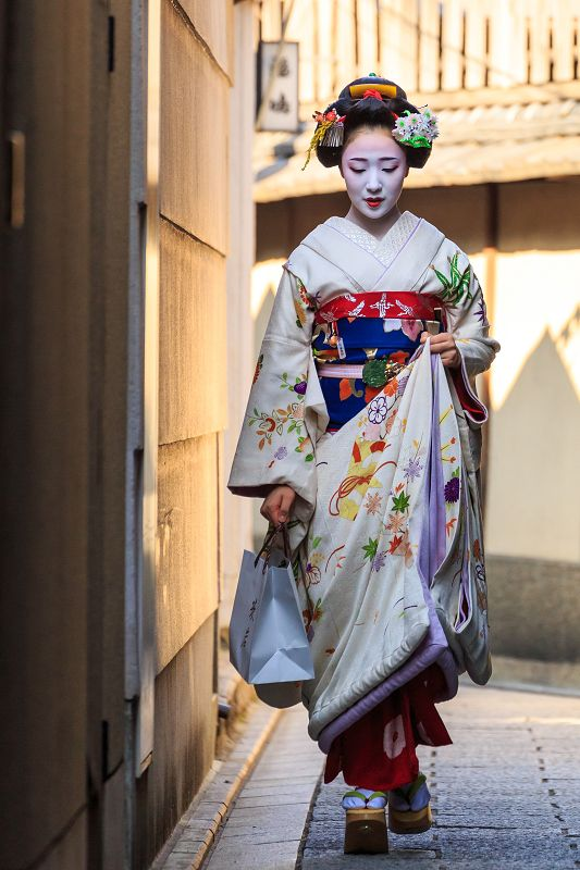 maiko mamefuji   japanese culture #kimono