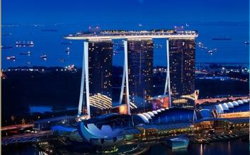 Marina Bay Sands (Sinapore)