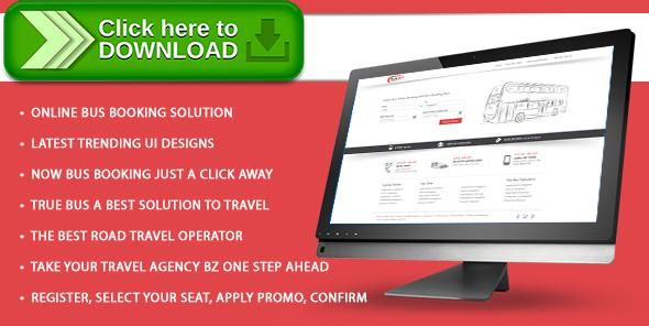 [ThemeForest]Free nulled download Online Bus Ticket Booking and Reservation System- True Bus from http://zippyfile.download/f.php?id=55995 Tags: ecommerce, Bus booking script in php, bus booking system open source, bus reservation script php, Bus reservation system, bus seat booking code in php, bus ticket booking project in php, bus ticket online, bus ticket reservation system php, bus ticket reservation using php, online bus booking, online bus ticketing system, online bus t