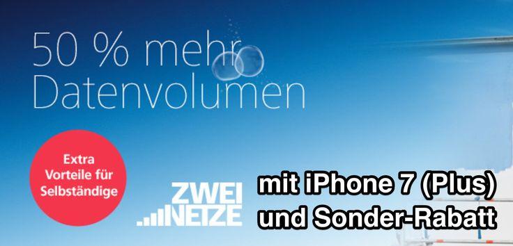 iPhone 7 (Plus) für Geschäftskunden & Selbstständige: Rabatt-Aktion bis zu 330€ billiger! - https://apfeleimer.de/2016/09/iphone-7-plus-geschaeftskunden-selbststaendige - Für Selbstständige und Geschäftskunden ist ein iPhone 7 oder iPhone 7 Plus ein ausgesprochen guter Begleiter im Business Alltag. Wer beruflich auf ein funktionierendes Handy und vor allem einen passenden Business-Tarif angewiesen ist, dürfte unsere aktuelle Geschäftskunden-Aktion mit iPhone 7 ode..