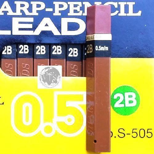 Töltőceruza betét - Pix bél - Sharp 0.5mm - 2B - Rotring hegy Ft Ár 49