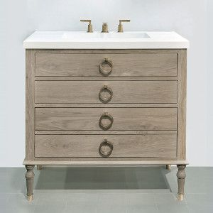 22 best bradley vanities sinks images on pinterest for Furniture guild bathroom vanities
