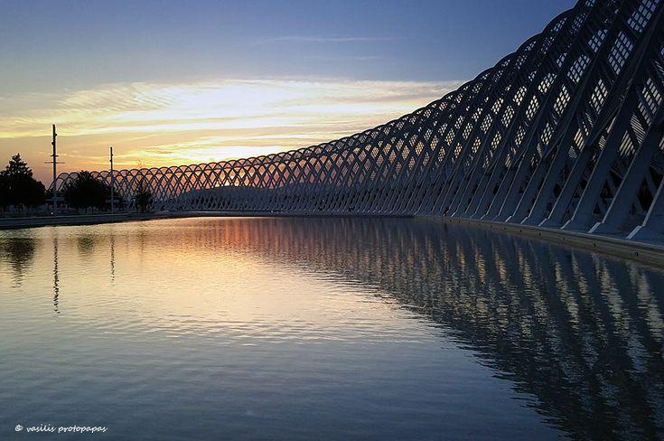 Athens Olympic Sports Complex - Maroussi, Attiki