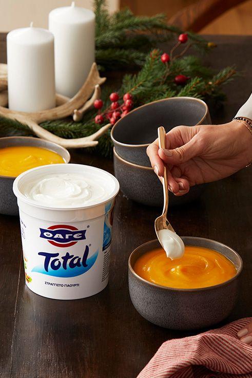 Απογείωσε τη γεύση των γιορτινών πιάτων με Total.
