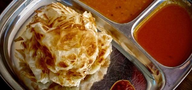 Mamak Malay food Quick cheap dinner Chinatown