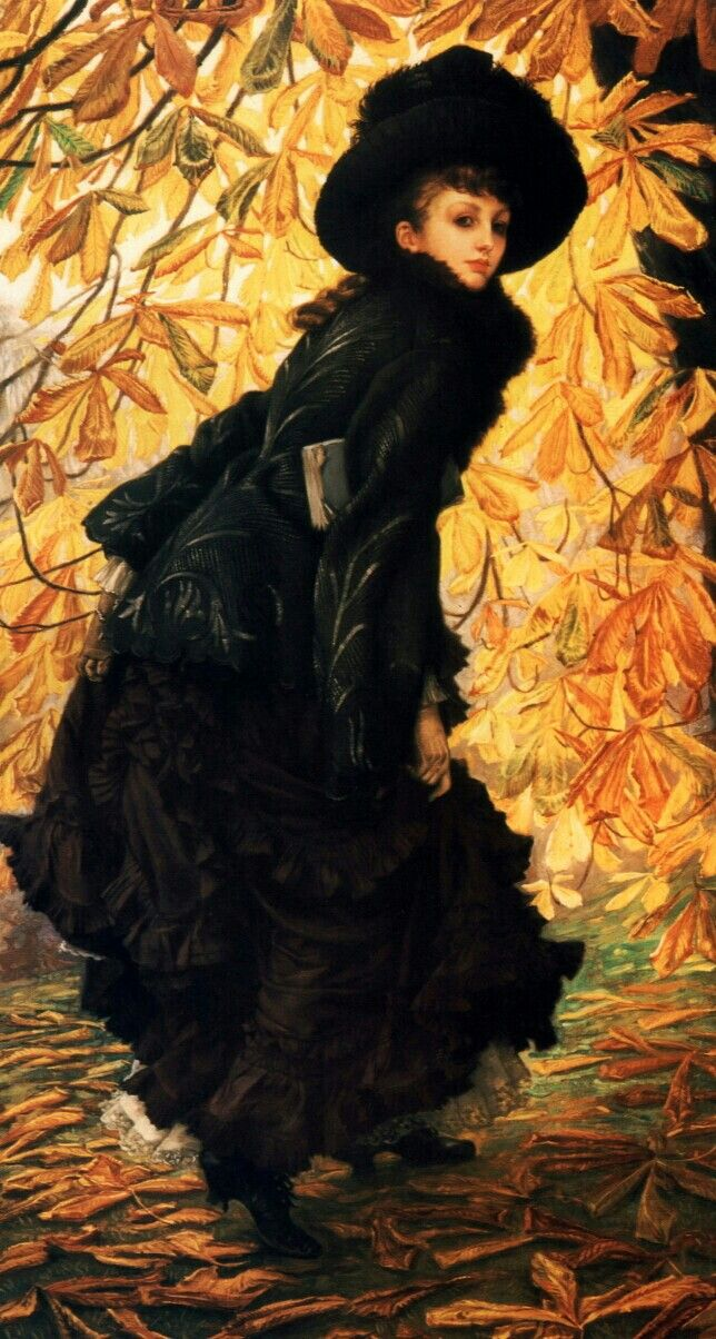 James Tissot October 1877