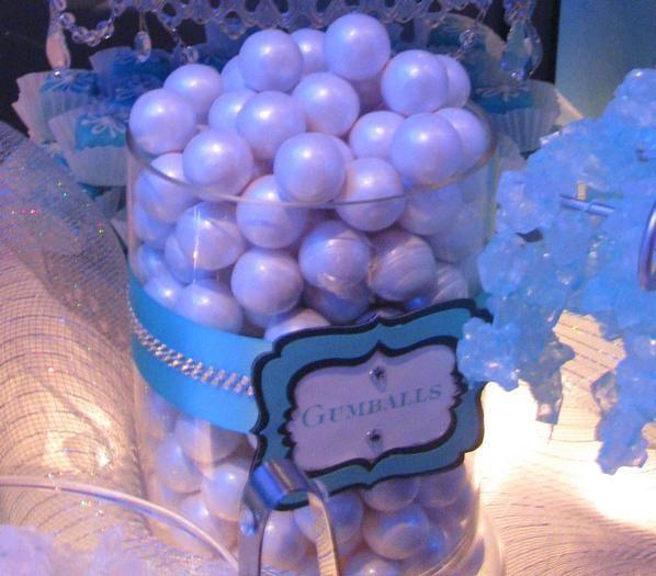 tiffany party tiffany blue dessert buffet candy buffet candy jars ...