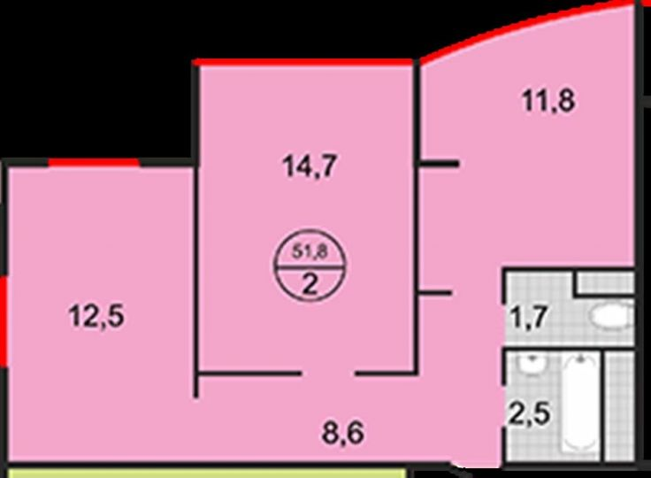 Cданные дома / 2-комн., Краснодар, 40 лет Победы, 2 550 000 http://krasnodar-invest.ru/vtorichka/2-komn/realty248522.html  2 комнатная квартира в монолитно-кирпичном доме на 6 этаже  с предчистовой отделкой, не  требующая больших каапитальных вложений,  в популярном и быстроразвивающемся районе города, все в шаговой доступности - от супермаркета до детских учреждений. Квартира с интересным планирвочным решением, витражным остеклением. Рассмотрим ипотеку. 2550000 звоните