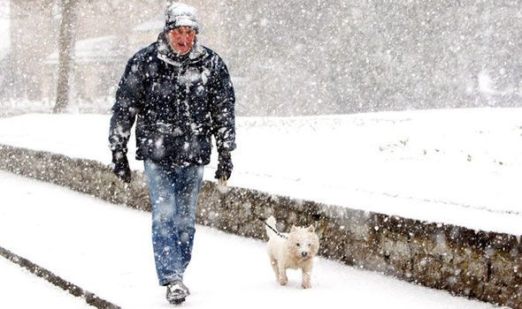 SHOCK WEATHER WARNING: Coldest winter for 50 YEARS set to bring MONTHS of heavy snow to UK BRITAIN is facing the most savage winter in more than 50 years with months of heavy snowfall and bitter Arctic winds set to bring the country to a total standstill. By NATHAN RAO 03:10, Thu, Sep 17, 2015