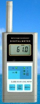Sound Level Meter SL-5858