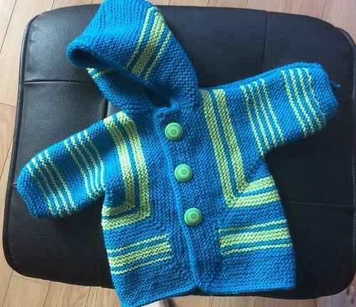 Ravelry: FranIam's baby surprise 2