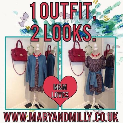 Get set for the new season with M&M! We have the perfect trans-seasonal pieces just for you! Get the looks down at 21 Guildhall St, Preston City Centre! Or shop online with FREE UK DELIVERY at www.maryandmilly.co.uk! ❤️