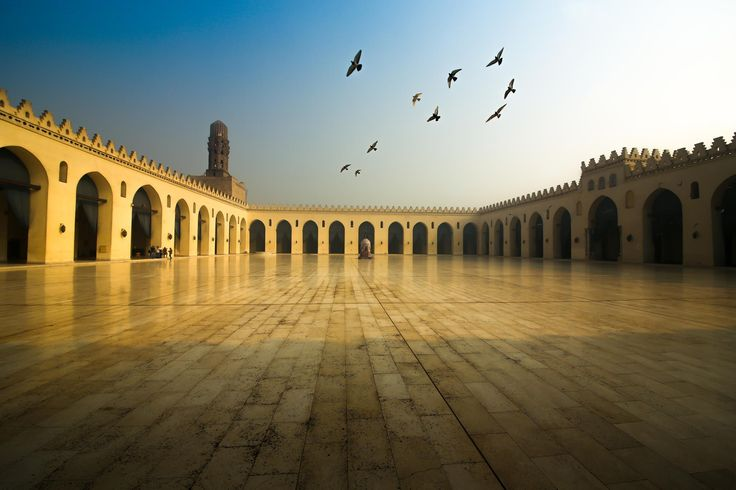 The mosque - when a wide angle is not enough to capture the beauty of the islamic architecture follow me on 500px for more photos