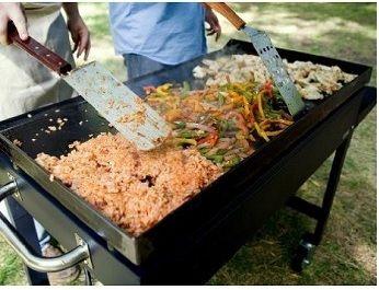 blackstone griddle cooking stir fry