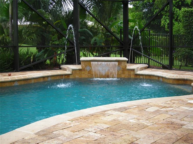 35 Best Pool Water Features Images On Pinterest Swiming Pool Swimming Pools And Backyard Ideas