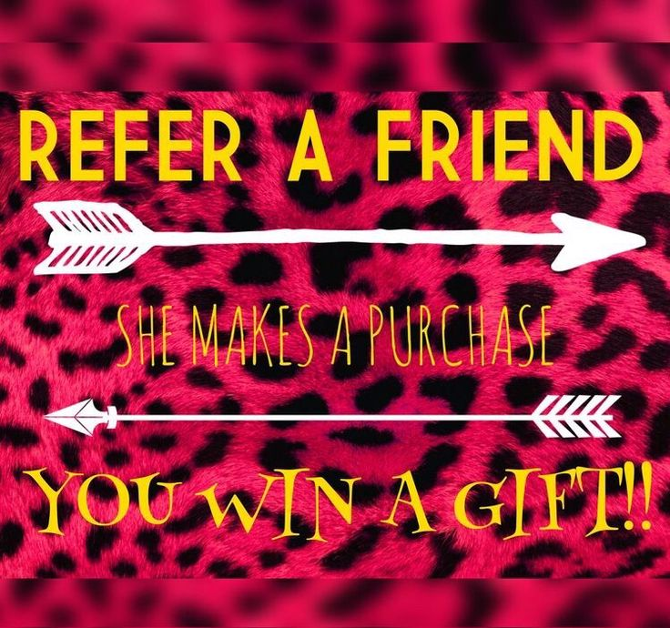 Refer a friend to my Younique website:  www.youniqueproducts.com/NCzudak  If they make a purchase YOU will get a free gift.