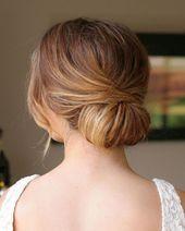 Hochzeitsgast-Frisur - stilvolle Ideen für jede Art von Zeremonie - #frisur #hochzeitsgast #ideen #stilvolle #zeremonie - #HaarHochzeit