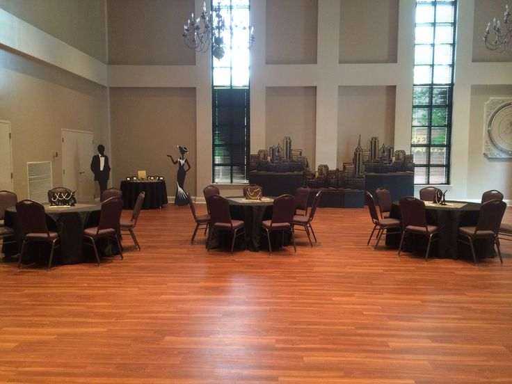 The Grand Foyer Party : The grand hall earlyworks children s museum event space