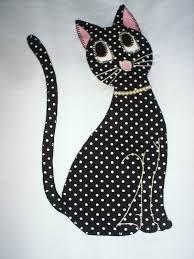 Resultat d'imatges de dibujos de gatos para camisetas de patchwork